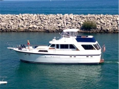 1975 Hatteras 53 Motor Yacht
