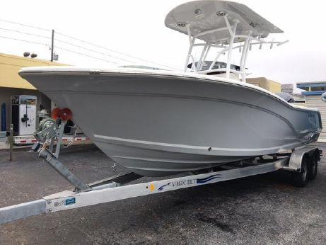 2017 Sea Fox 246 Commander