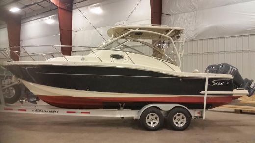 2013 Scout Boats 262 Abaco