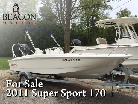 2011 Boston Whaler 170 Super Sport