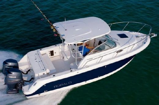 Robalo r245 walkaround for sale yachtworld uk for Robalo fish in english