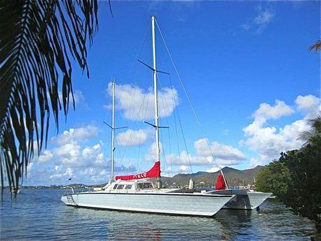 1977 Spronk Custom Catamaran