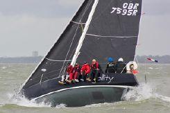 2011 J Boats J/95 Lift / Lifting Keel