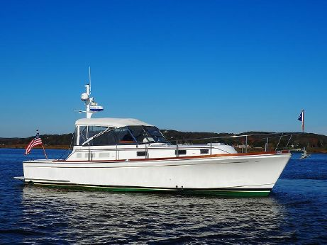 1999 Grand Banks 38 Eastbay EX