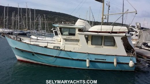 1980 Fairways Marine Fisher 38 Trawler
