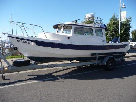 2007 C-Dory Cruiser