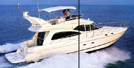 2000 Cruisers Yachts 5000 Sedan Sport