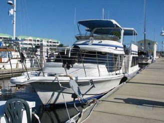 1989 Bluewater 510 Coastal Cruiser