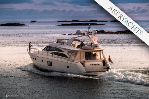 2008 Princess 67 Flybridge