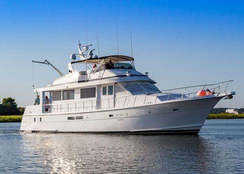 2016 Hatteras Flush Deck Motor Yacht