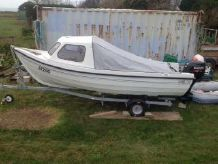2005 Orkney Boats 520