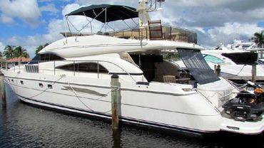 2002 Princess Viking Sport Cruiser 65 Motor Yacht