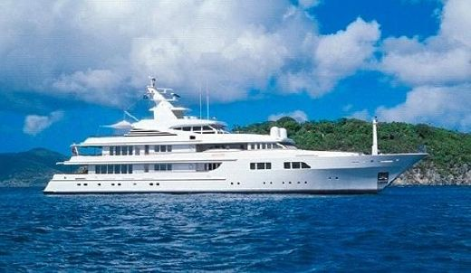 Feadship Hull #786