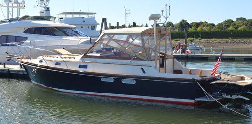 1990 Little Harbor Custom 34 Express Cruiser With Propeller Drives