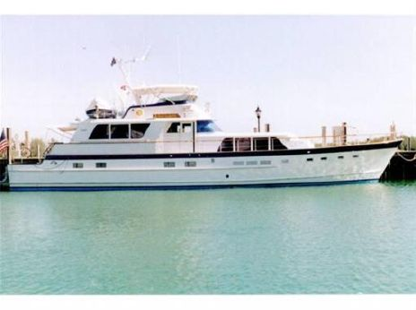1980 Burger Flybridge Cruiser