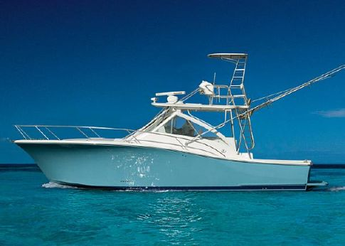 2009 Luhrs 37 IPS Canyon Series