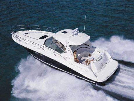 2004 Sea Ray 455 Sundancer