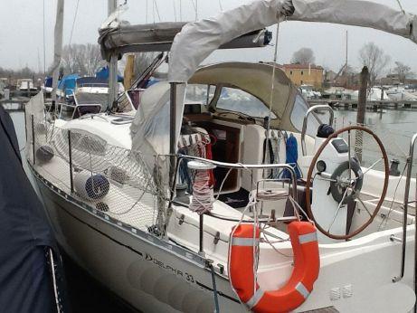 2009 Delphia Yachts Delphia 33 (deriva mobile)