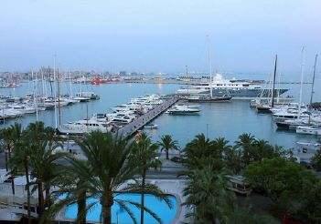 2014 Berth 128m In Palma De Mallorca (MARINA PANTALAN DEL MEDITERRANEO)
