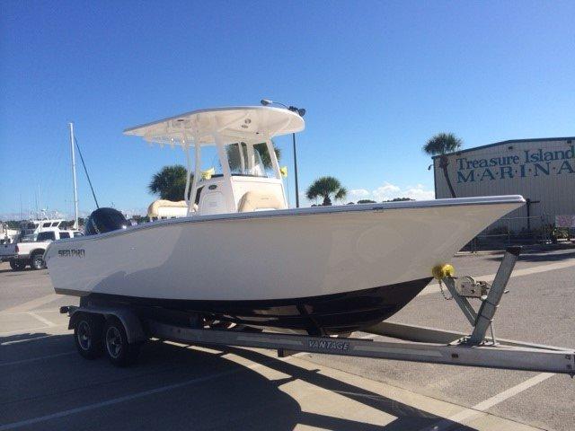 2017 Sea Pro 239 Center Console Power Boat For Sale Www Yachtworld Com