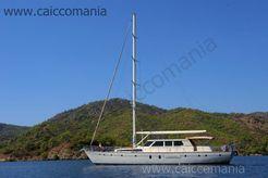 2011 Turkish Sail Gulet Caicco Turco