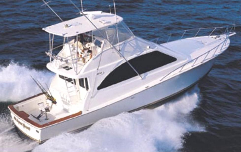 2001 ocean yachts 52 super sport power boat for sale www for Ocean yachts 48 motor yacht for sale