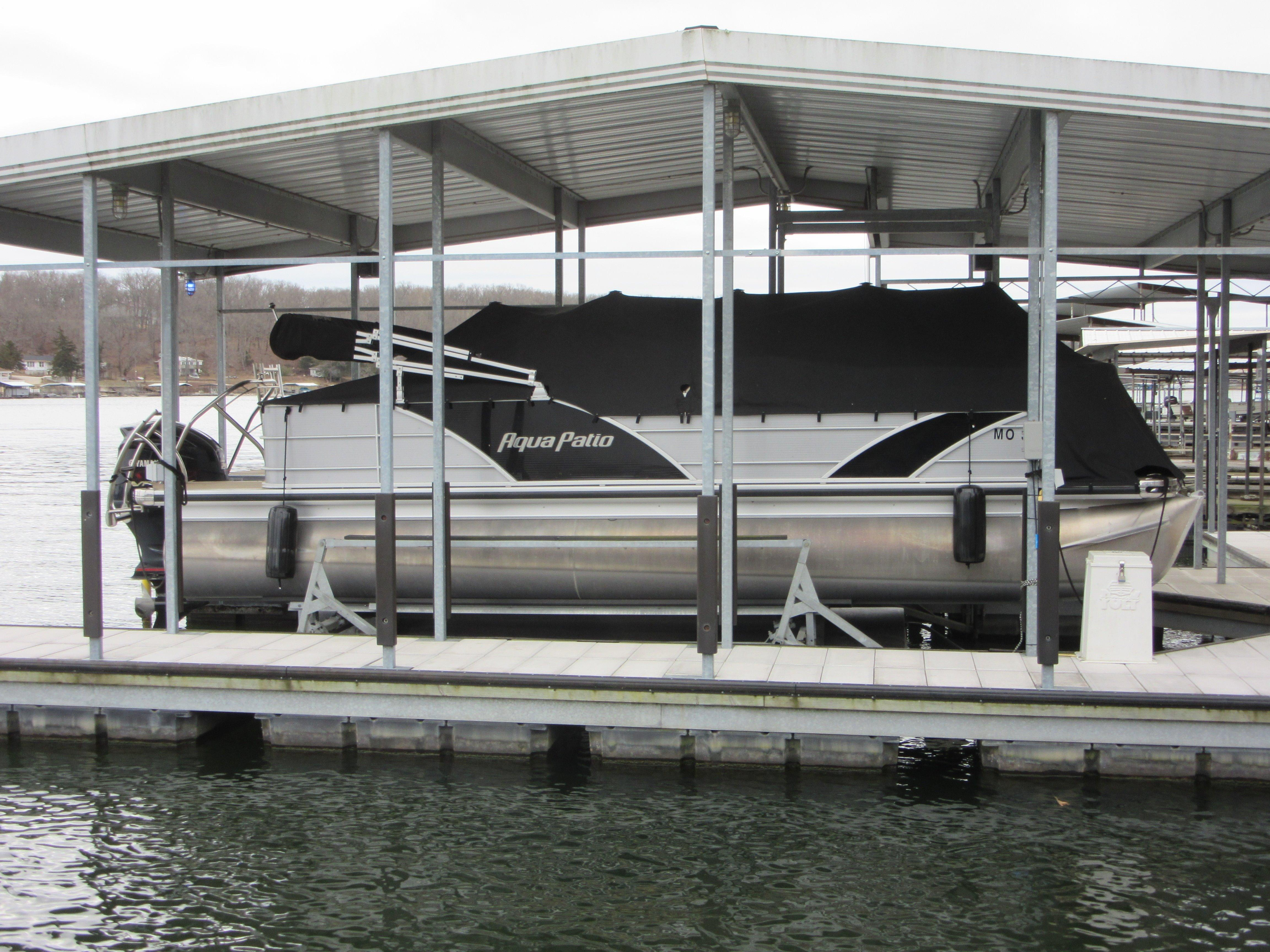 2013 Aqua Patio 240 SL