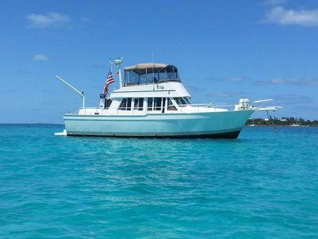 2001 Mainship Aft Cabin Trawler
