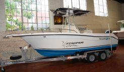 2004 Seaswirl Striper 2101 Center Console