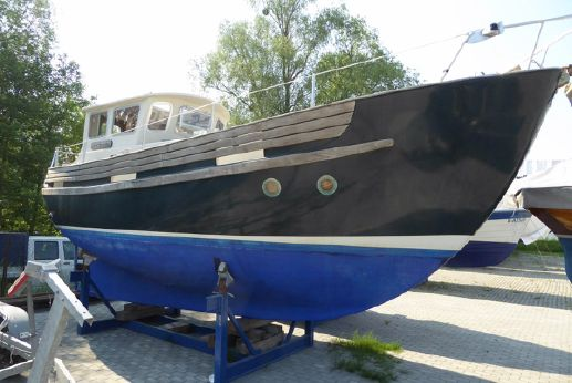 1973 Fairways Marine Fisher 30
