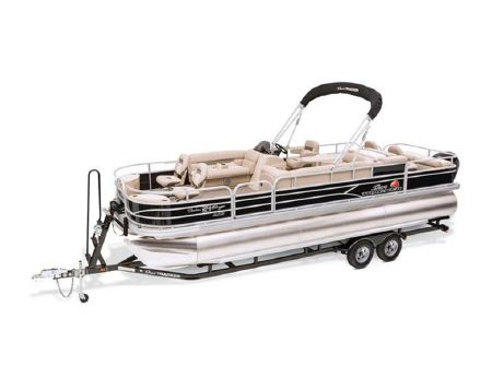 2016 Sun Tracker FISHIN' BARGE® 24 XP3