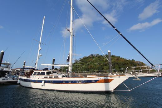1984 Formosa 68 Ketch