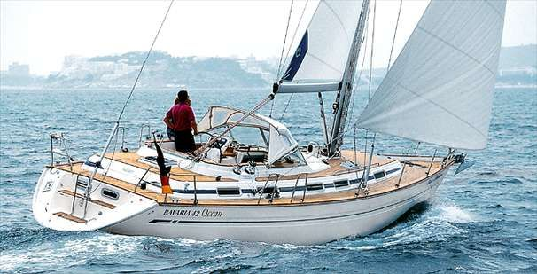 2000 Bavaria 42 Ocean Sail New And Used Boats For Sale
