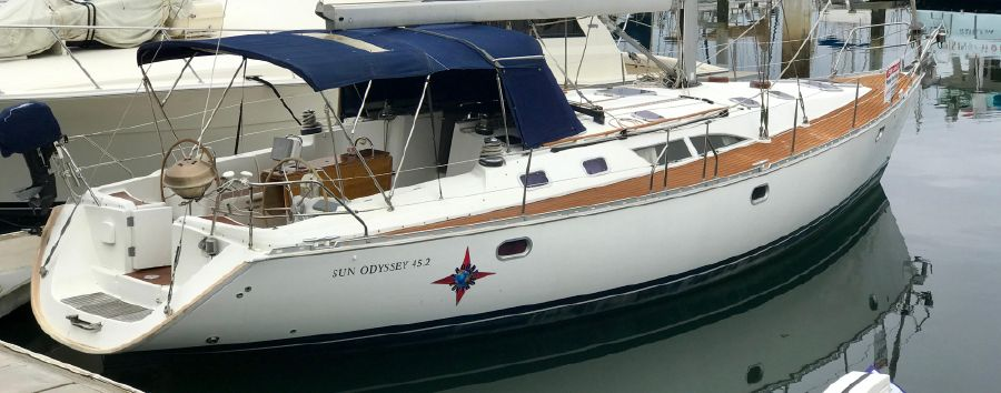 Jeanneau 45.2 Sailboat for sale in Channel Islands Harbor