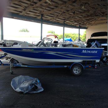 2008 Monark 18DC PATRIOT