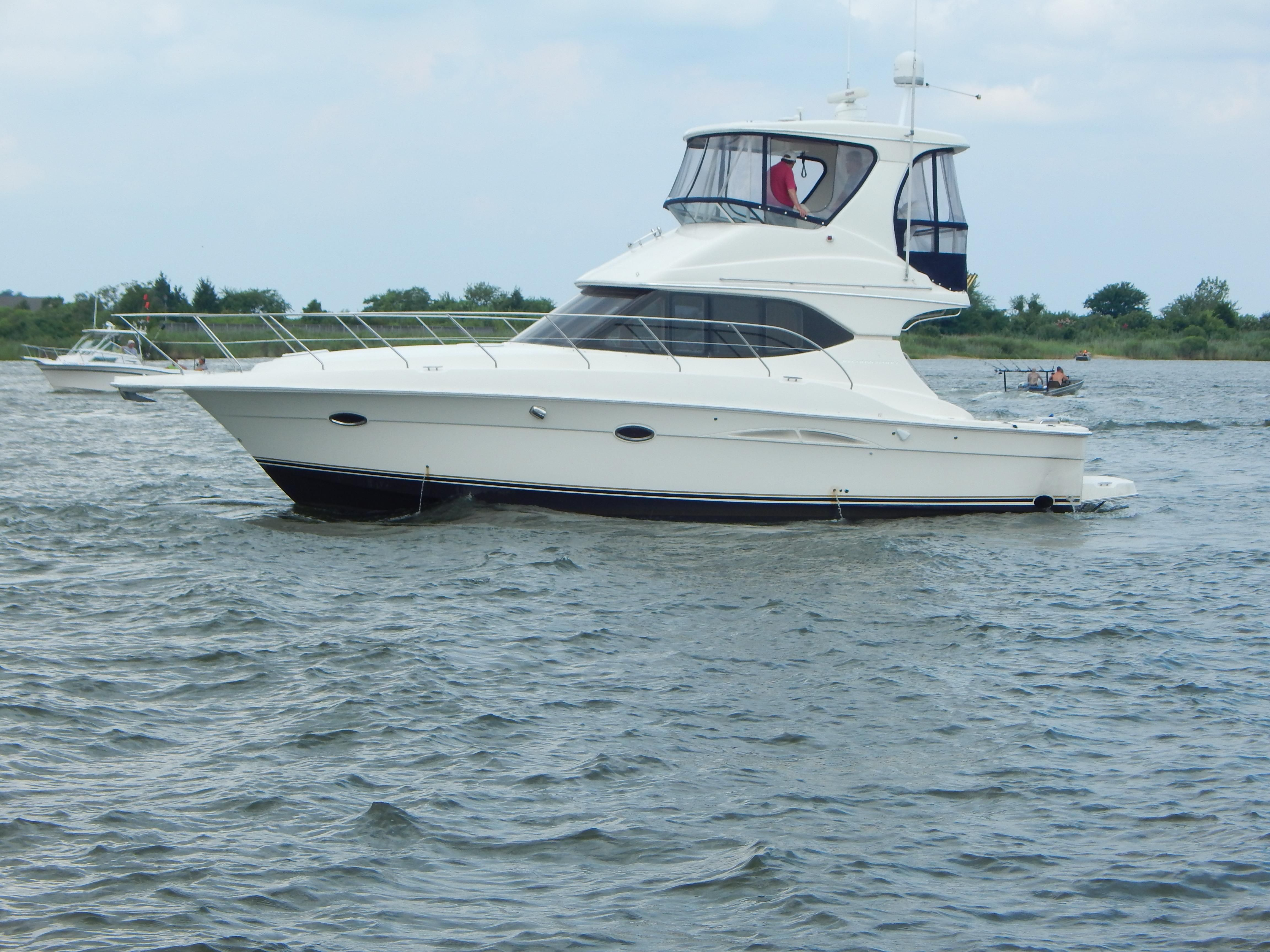Grasonville (MD) United States  city images : 2003 Silverton 38 Convertible Power Boat For Sale www.yachtworld.com