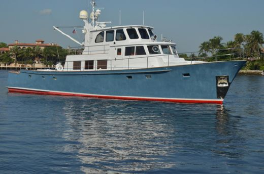 1979 Derecktor Expedition M/Y