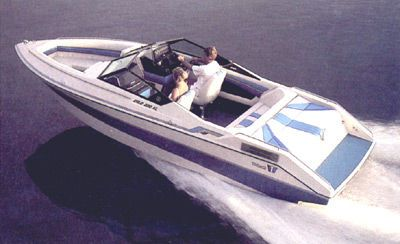 1988 Wellcraft 220 Elite