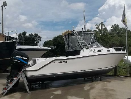 2000 Mako 253 Walk Around