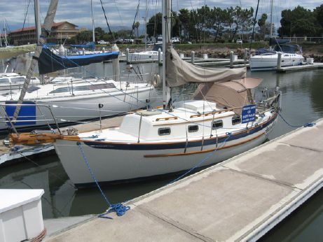 2001 Pacific Seacraft Dana 24