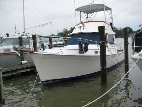 1988 Cape Dory Fly Bridge