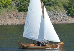 2012 Arctic Tern Gunter centreboard sloop