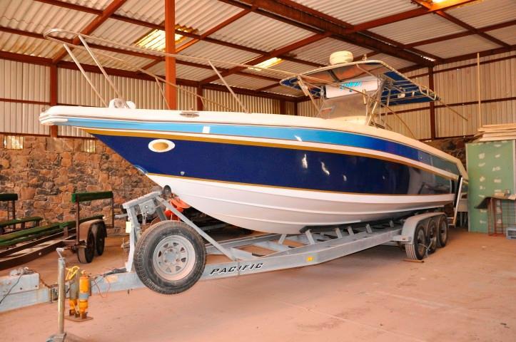 35' Donzi ZF 34 Cuddy+Boat for sale!