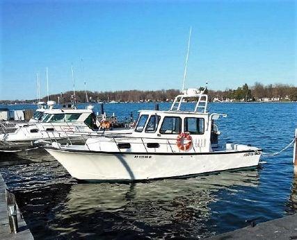 2003 Eastern 27 Lobster Fisherman