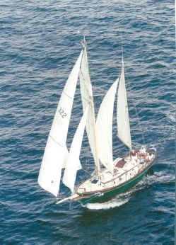 1984 Van Dam 32 Custom Gaff-Rigged Ketch
