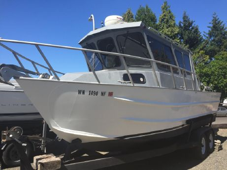 1995 Maxweld Custom Pilothouse