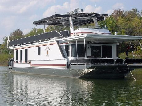 2007 Sunstar 17' x 75' Houseboat