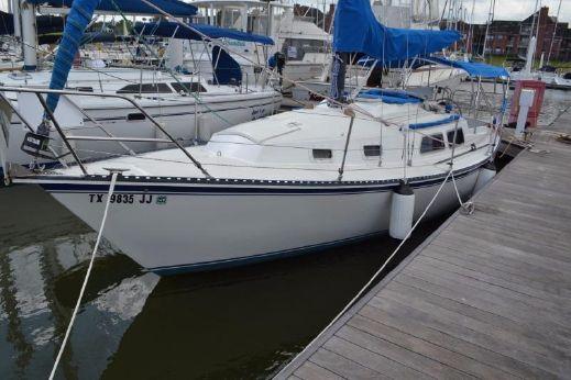 1987 Newport 28 MK II
