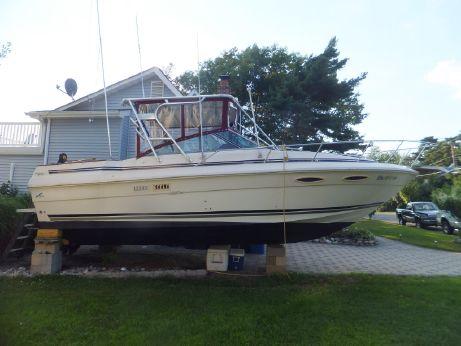 1987 Sea Ray 27 Amberjack