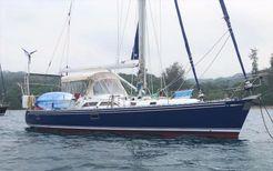 2001 Hylas 46
